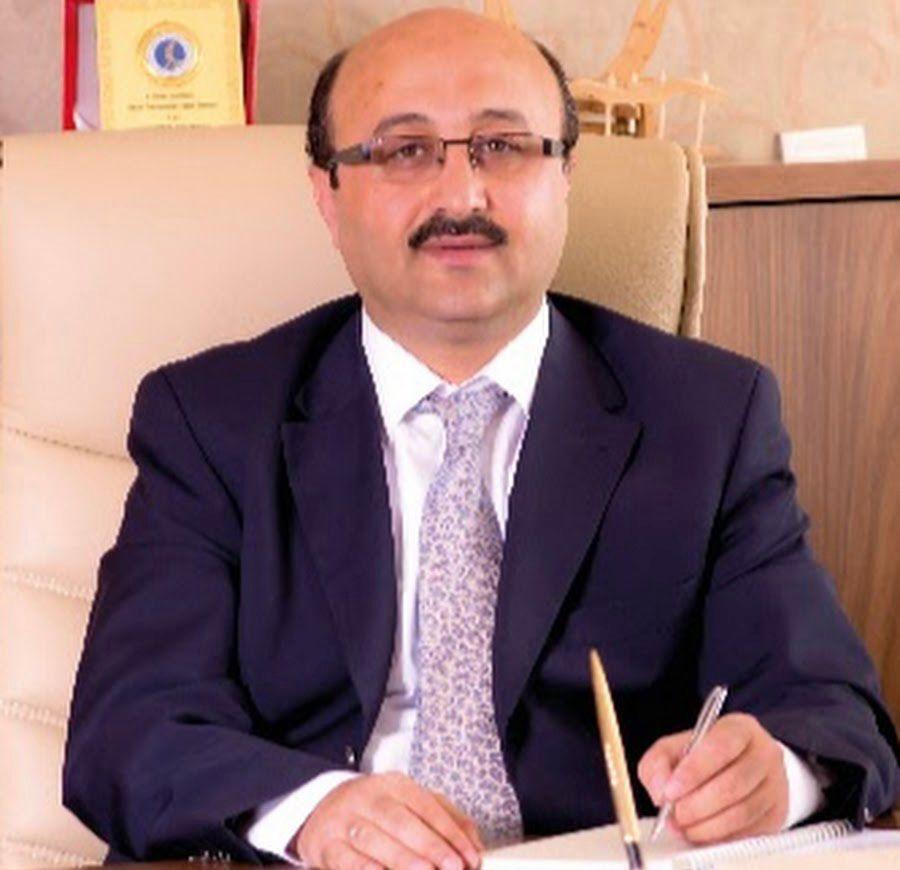 Prof. Dr. Recep Keşli